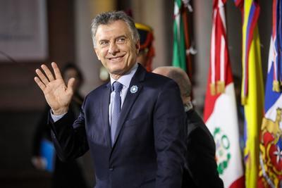El argentino Mauricio Macri es anfitrión, pues las reuniones son en la ciudad de Santa Fe.
