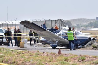Dos avionetas se desplomaron en la Comarca Lagunera, en una misma mañana.