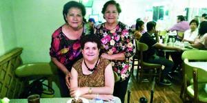 21072019 FESTEJO DE CUMPLEAñOS.  Asunción, Ceci  y Tere.