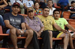 21072019 BUENOS MOMENTOS.  Ing. Rubén Flores Garza, Arq. Rubén Flores Hinojosa, Rogelio Flores Garza y Rogelio Flores de la Rosa.