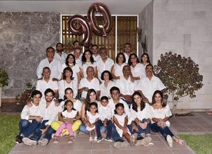 20072019 LE DA GRACIAS A LA VIDA.  Enrique Galindo Carrillo celebró 90 años de vida acompañado de sus seres queridos.