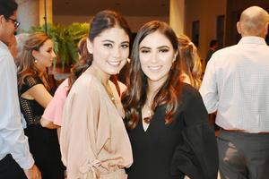 Pamela y Ana Cecy