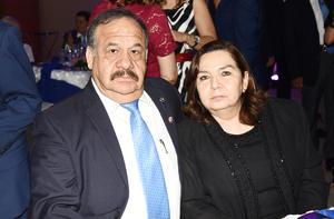 Fernando y Mayela