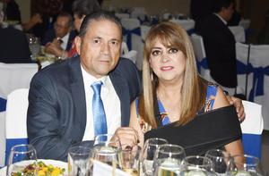 Gerardo y Catalina Bejarano