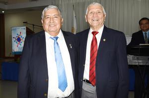 Margarito Nava y Guillermo Milán