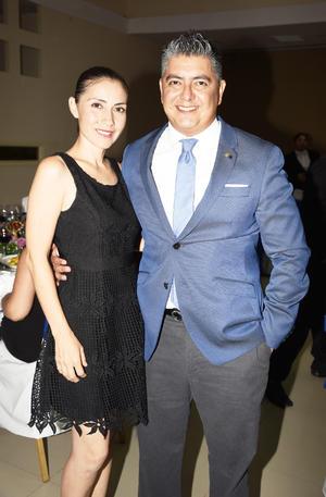 Nadia y Gerardo García