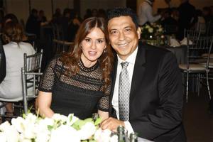 Lorena Murra y Salvador Mariscal