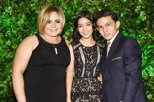 Mariana Belmares, Marisofi y Roberto Ríos