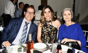 Rafa, Gaby y Chelis