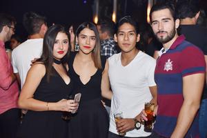 Dany, Sofía, Luis y Dugay