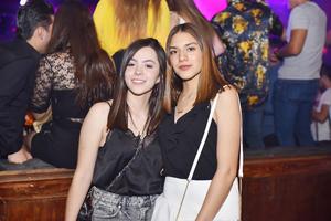 Mónica y Frida