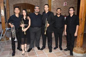 23072019 Gerardo, Aymé, Juan, Edgar, Abraham y Edgar.