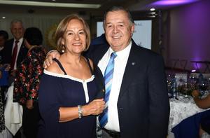 23072019 Lupita Leal de Gutiérrez y Omar Gutiérrez.