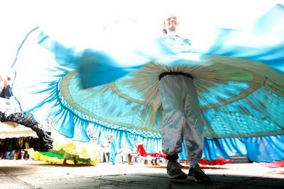 Celebra cada año un multitudinario festival que reivindica el plural folclore de Brasil.