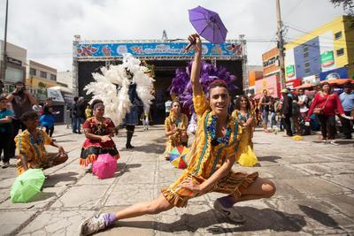 Conviven la cultura de indios, negros llegados de África e inmigrantes europeos.