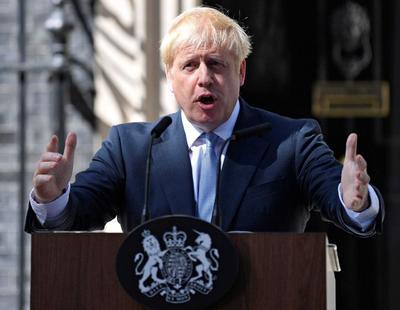 Prometió negociar 'un nuevo y mejor' acuerdo con la Unión Europea.