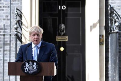 Boris Johnson es oficialmente primer ministro del Reino Unido.