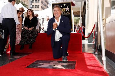 El talento de Ortega fue notado temprano por otros. El coreógrafo y músico Toni Basil golpeó la puerta de su camerino luego de ver a su banda los Tubes tocar en el Roxy en Sunset Strip.