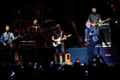 Lleva Eros Ramazzotti sus éxitos a Las Palmas de Gran Canaria