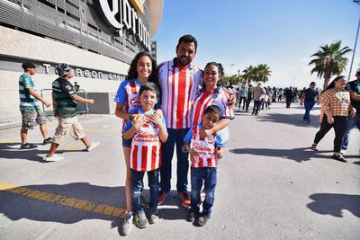 Familia Palacios.