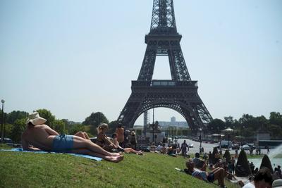 La ola de calor sigue afectando a Europa.