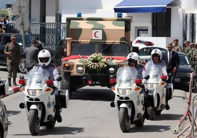 Dieron el último adiós a Beji Caïd Essebsi.
