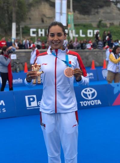 Atletas mexicanos logran las primeras medallas en Lima 2019
