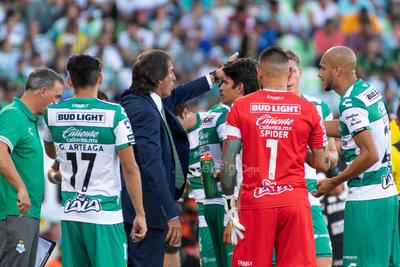 Guillermo Almada  Santos vs FC  juego correspondiente a la jornada 3 de la apertura 2019 de la Liga MX en TSM Oficial - Sunday 28 de July de 2019 18:45h