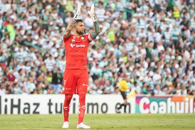 Jonathan Orozco  Jonathan Emmanuel Orozco Domínguez #1 Portero Santos  Santos vs FC  juego correspondiente a la jornada 3 de la apertura 2019 de la Liga MX en TSM Oficial - Sunday 28 de July de 2019 18:45h
