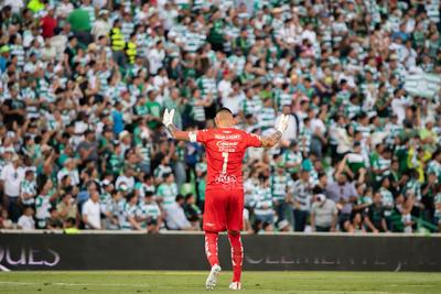 spider Jonathan Orozco  Jonathan Emmanuel Orozco Domínguez #1 Portero Santos  Santos vs FC  juego correspondiente a la jornada 3 de la apertura 2019 de la Liga MX en TSM Oficial - Sunday 28 de July de 2019 18:45h