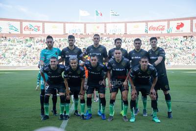 Equipo FC Juárez  Santos vs FC  juego correspondiente a la jornada 3 de la apertura 2019 de la Liga MX en TSM Oficial - Sunday 28 de July de 2019 18:45h