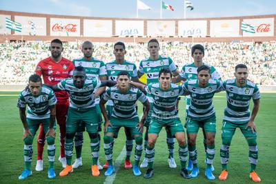Equipo Santos  Laguna  Santos vs FC  juego correspondiente a la jornada 3 de la apertura 2019 de la Liga MX en TSM Oficial - Sunday 28 de July de 2019 18:45h