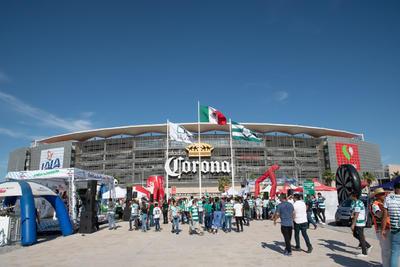 Estadio Corona  Santos vs FC  juego correspondiente a la jornada 3 de la apertura 2019 de la Liga MX en TSM Oficial - Sunday 28 de July de 2019 18:45h