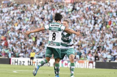 SANTOS LAG. VS JUÁREZ FC  SANTOS LAGUNA 3 JUÁREZ FC 0 SEGUNDO TIEMPO TORNEO DE APERTURA 2019 JORNADA 2