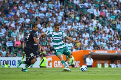 Liga MX  Jornada 2 Santos 3 vs FC Juarez 0