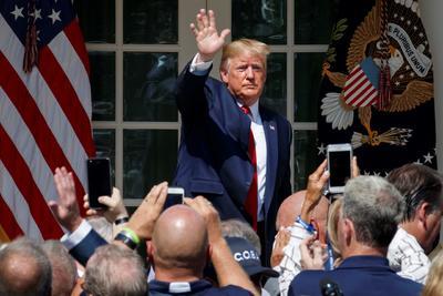 'Tenemos una obligación, una obligación sagrada para con el personal de primeros auxilios del 11 de septiembre', dijo el presidente estadounidense en el acto.