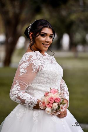 28072019 Michelle Canales Burciaga cumplió quince años de vida.- Sotomayor Fotografía