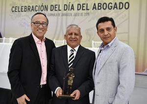 29072019 Zara Facio, Carlos de la Garza y Erika Sotomayor.