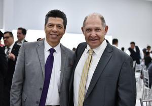 29072019 Juan Pérez y Alfredo Mafud.