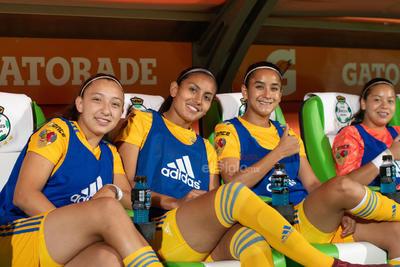 jugadoras  Santos vs Tigres  juego correspondiente a la jornada 3 de la apertura 2019 de la Liga MX femenil en TSM Oficial - Monday 29 de July de 2019 21:00h