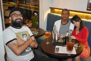 30072019 Wenceslao, Gustavo y Claudia Elena.