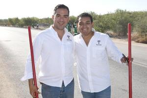 30072019 Fernando de la Torre y Erick Lozano.