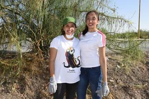 30072019 María José Rodríguez y Sofía González.