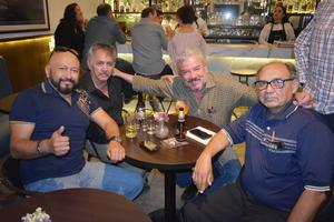 30072019 César Alejandro, Elías, Gilberto y Rodolfo.
