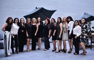 30072019 FESTEJAN EL DíA DEL ABOGADO.  Colegas presentes en el desayuno organizado para festejar su día y reconocer a abogados por su trayectoria.