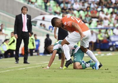 SANTOS LAG. VS CORRECAMINOS  TORNEO COPA MX SANTOS LAGUNA VS CORRECAMINOS DE CIUDAD VICTORIA SEGUNDO TIEMPO SANTOS 1 CORRECAMINOS 1