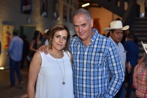 31072019 EN UN CONCIERTO.  Carmen y Jesús.