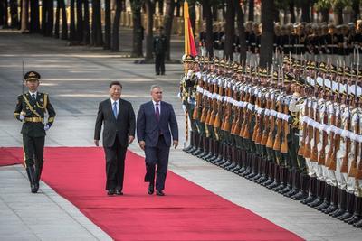 Iván Duque concluyó su visita a China.