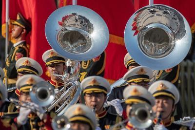 La reunión con Xi Jinping pone fin a su visita a China.