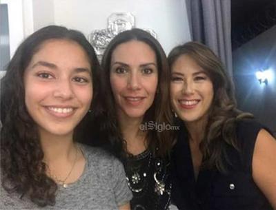 Danna, Daniella y Judith.